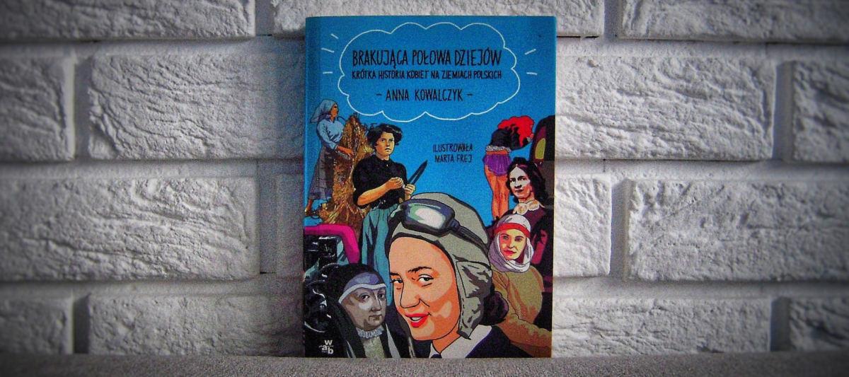 Herstoria warta poznania – o książce, którą zawsze chciałam przeczytać