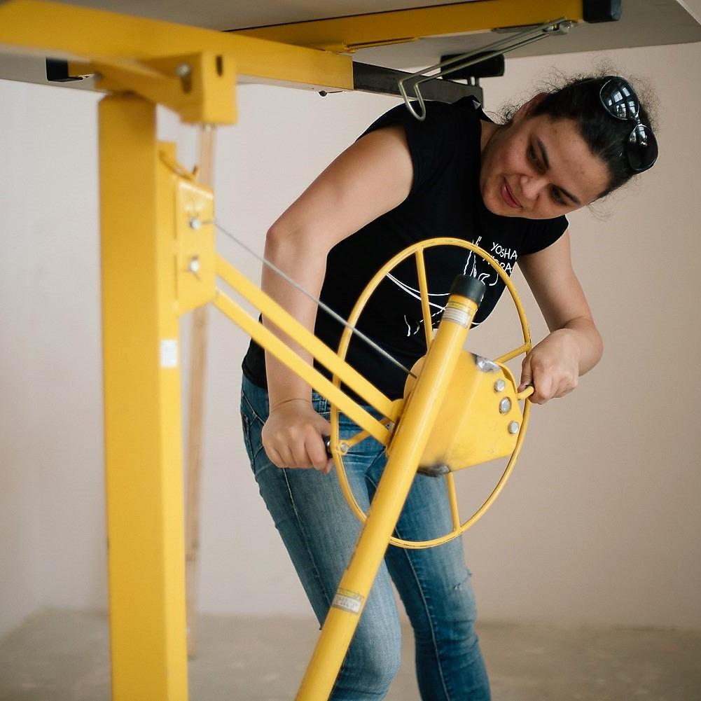 Irmina Wolontariat budowlany SPOT