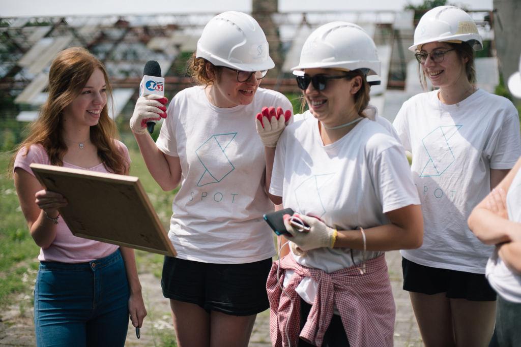 Kobiety na budowie