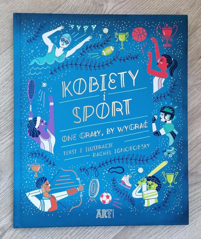 Kobiety i Sport książki Girl Power Sportsmenki