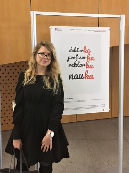 Martyna F. Zachorska feminatywy doktorka profesorka rektorka nauka