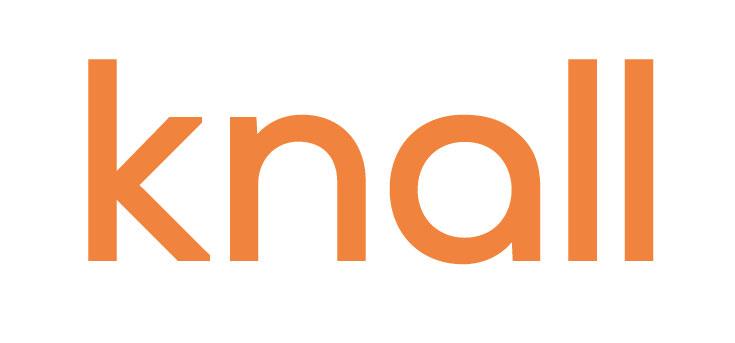 Knall logo rolety żaluzje markizy pergole